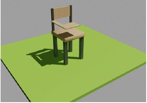 نحوه ساخت صندلي دسته دار